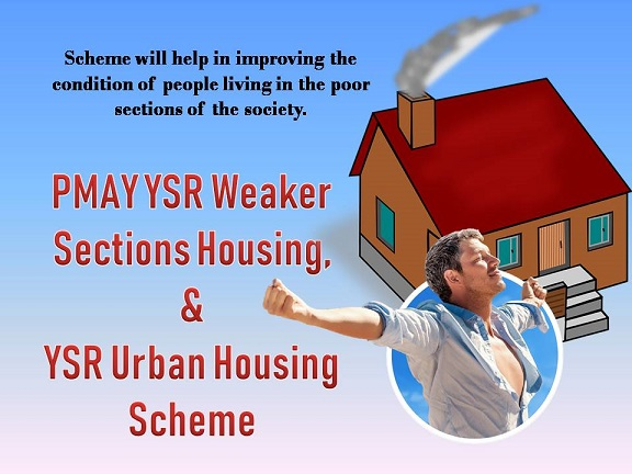 YSR Gruha Housing Scheme AP