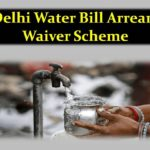 Delhi Water Bill Arrears Waiver Scheme 2019