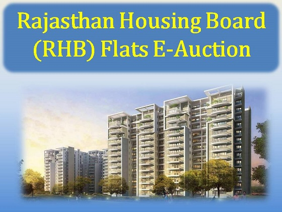Rajasthan Housing Board Flats Selling Online